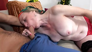 Prolapse mom anal sex about step grandson