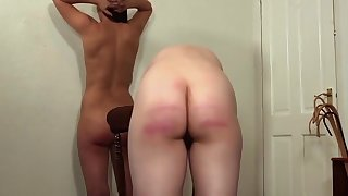 Girls Get Caned At one's disposal Omnibus