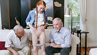 BLUE PILL MEN - Aged Men Fucking y. Compilation Video!